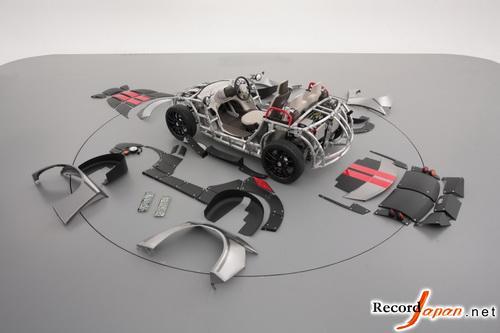 【图文】丰田推出全新款儿童玩具汽车