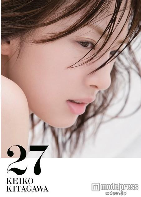 出道10年 北川景子首出写真集纪念27周岁